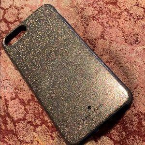 Kate Spade Glitter iPhone 7 Plus / 8 Plus Case